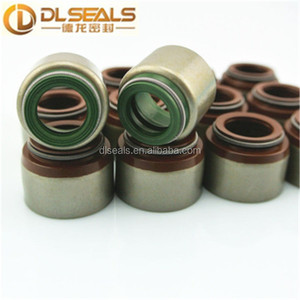 Motorcycle Spare oil seal Engine part NBR Valve Stem Seal Valve oil seals
