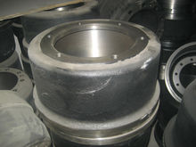 Heavy duty truck and trailer Brake drum for sales
