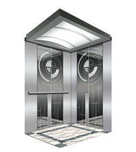 Classical decoration passenger elevator with reasonable price