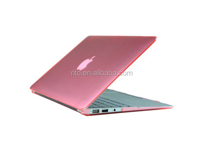 "Factory Price Crystal Case For Macbook Air 13.3"" 13"" inch"