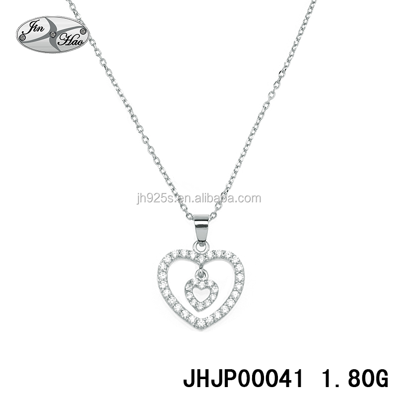 Have Mutual Affinity's Proposal Pendant For Girls