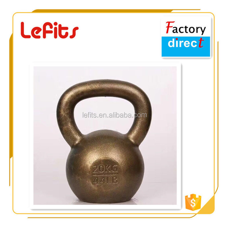 High Quality Crossfit Equipment HAMMERTONE Cast Iron Kettlebell