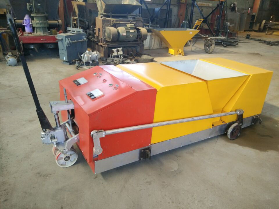 cement panel production machine/Light weight wall panel machine for house