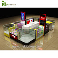 Australia mobile phone repair kiosk & phone accessories display showcase for sale