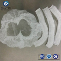 Consumable daily use disposable pp nonwoven mop caps