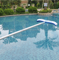 Best quality aluminium swimming pool telescopic pole