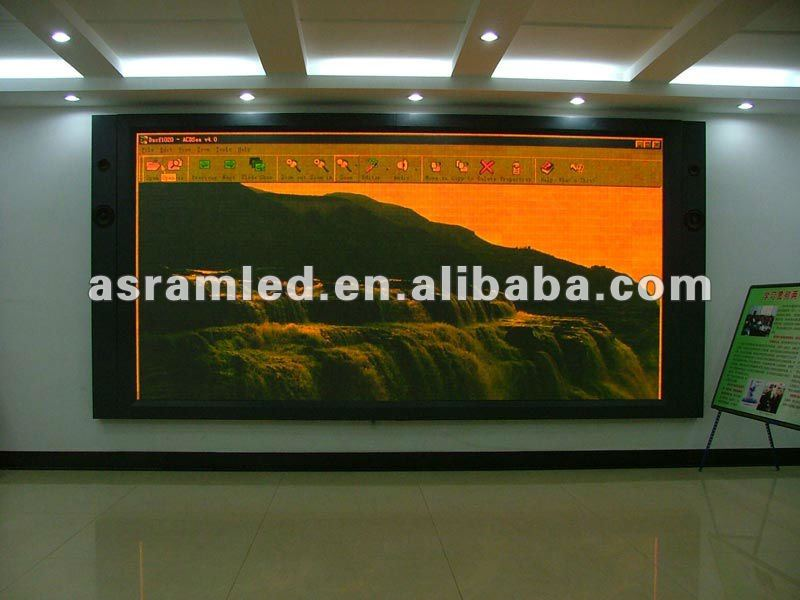 ali express innovative product stage background led digital floor standing small led display screen