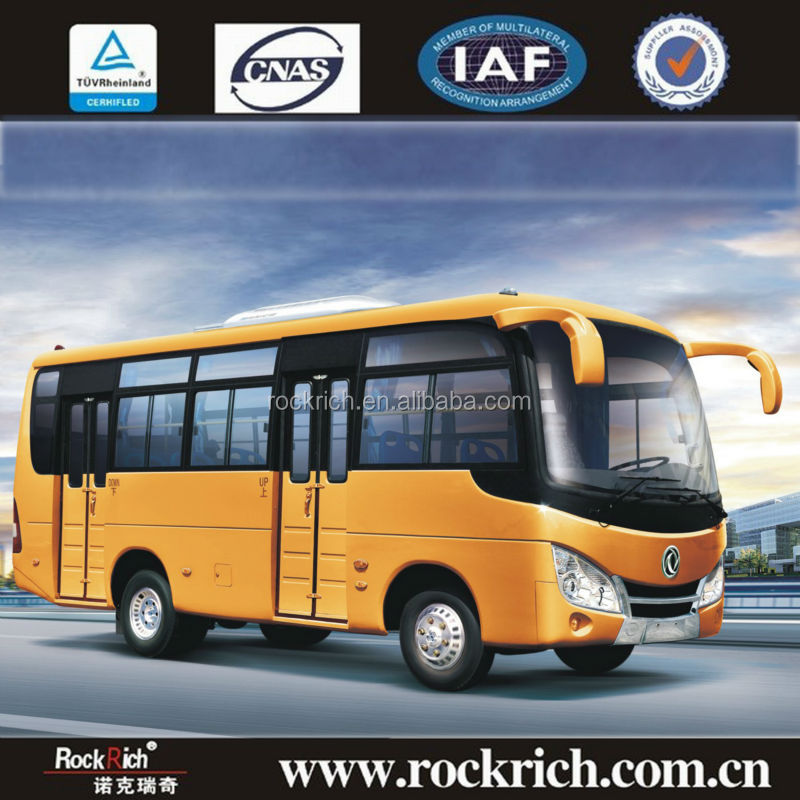 Dongfeng Diesel Front Engine 19 Seats Minibus