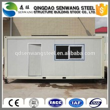 High Quality Steel Cheap Price 40ft Customized Structure Modular Container House