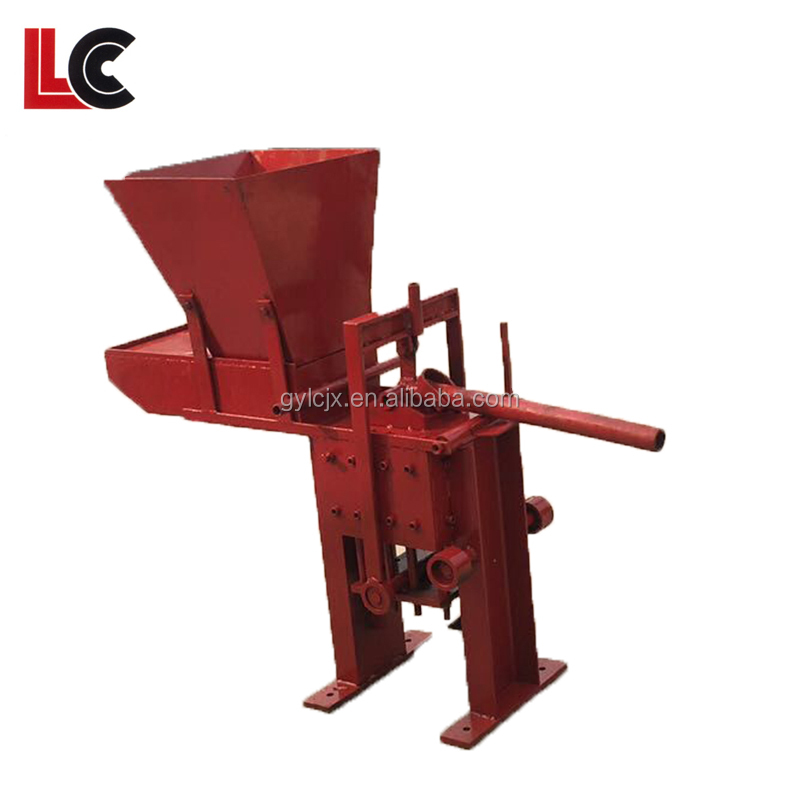 Licheng china manufacture cheap interlocking making machine / cement brick making machines for sale