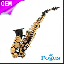 Standard Colored Curved Soprano Saxophone
