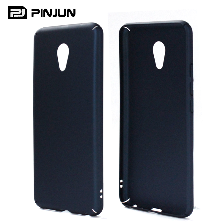 anti-skidding all round body coverage pc phone case for meizu mx6 case