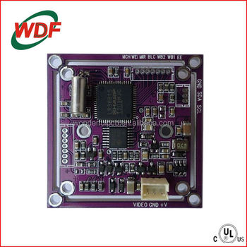 electronic pcb maker assembly dvr circuit board