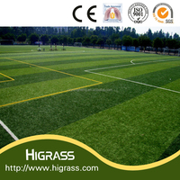 Discount! Artificial Grass for Soccer Courts Soft and Free Maintenance