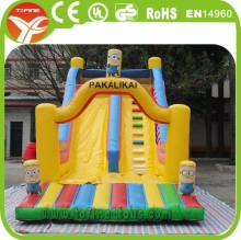 High quality spongebob inflatable water slide for sale