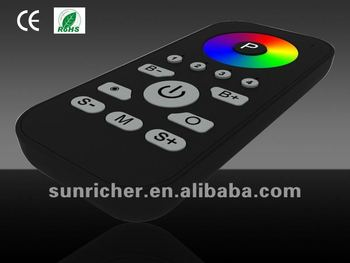 wireless programmable LED remote control