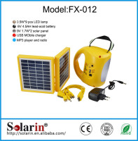 Multifunction panel solar lantern manufactory in shenzhen