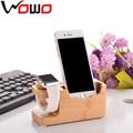 Top Quality Universal Wooden docking station cell phone charging station WMC1