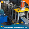 Greenhouse Roof Rain Gutter Roll Forming Machine