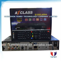 AZCLASS S1000 plus with Nagra3 iks account for south america