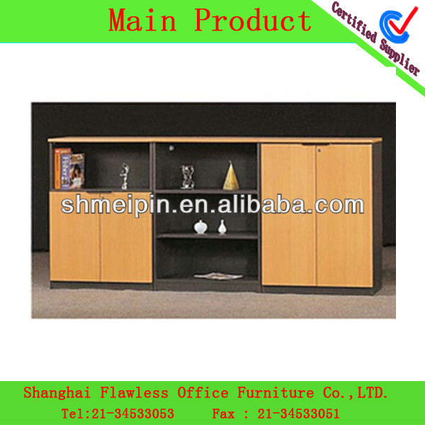 modern wooden office document file cabinet FL-OF-0313