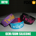 New personnality gift silicone bracelets with ions