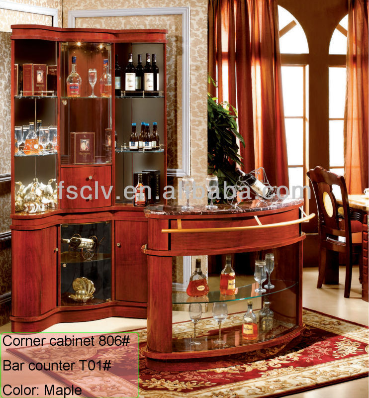 Corner Modular home furniture kerala