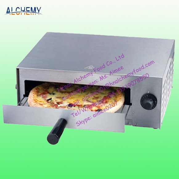 commercial electrical pizza oven/pizza baking oven price