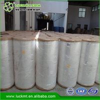 Yellowish BOPP film backing material adhesive tape manufacturers