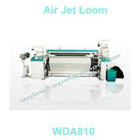 WDA810-320cm Weaving Air Jet Power Looms/Cotton Fabric Air Jet Loom Textile Machinery