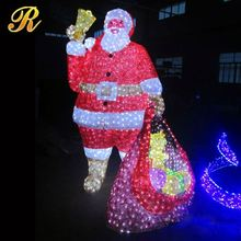 Party favors led decoration lighted turkey decoration