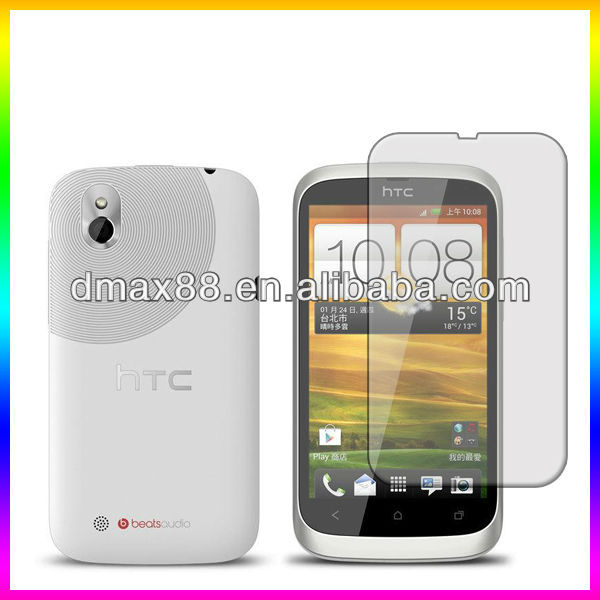 Mobile phone screen protection for HTC Desire U