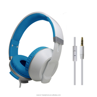 New arrival high quality customize fashion design headphone, 3.5mm headphone jack with low price
