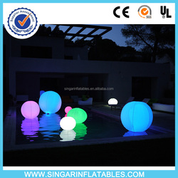 Good quality cheap inflatable floating advertising balloon,inflatable water balloon