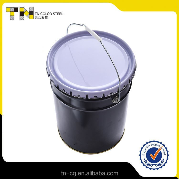 Stable OEM quality food packaging square decorative tin can