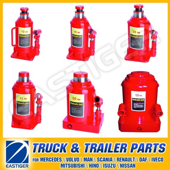 Over 100 items hydraulic jack