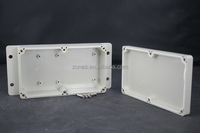 nema ip65 waterproof wall mount abs plastic housing hard case enclosures china