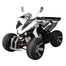 250CC atv buggy with colored tires 4 wheeler 4x4 for adults