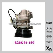 Year after 2000 Mazda 323 ,626 2.0 /FP Air conditional compressor, AC compressor OEM No.: B26K-61-450