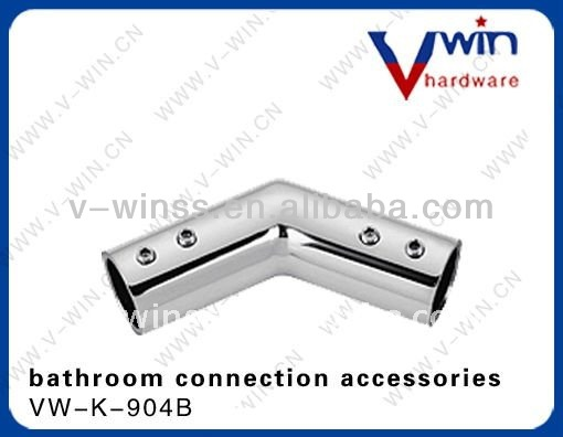 Stainless steel bathroom pipe fitting
