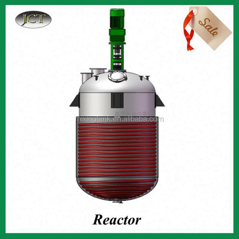 Stainless Steel Reactor Batch Manufacturer For acrylic resin powder