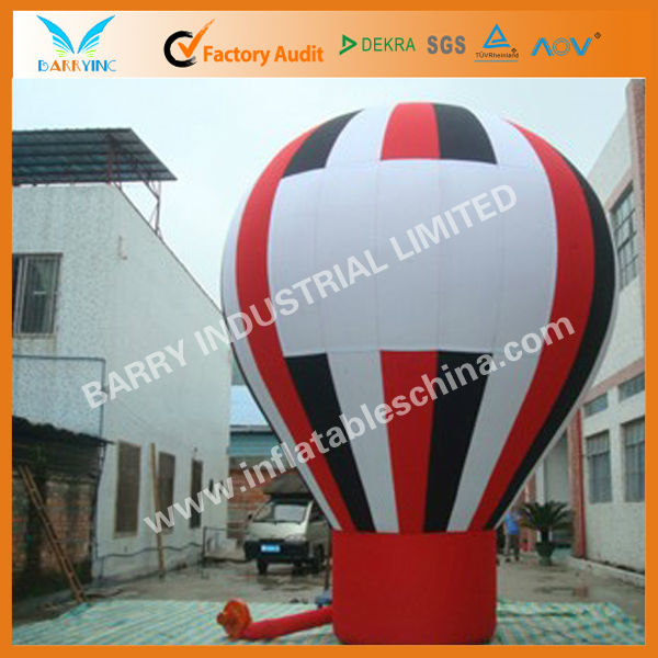 2014 new inflatable advertisement product!advertising hot air balloon