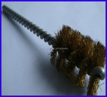 professional produce every kind copper wire pipe tube cleaning brush
