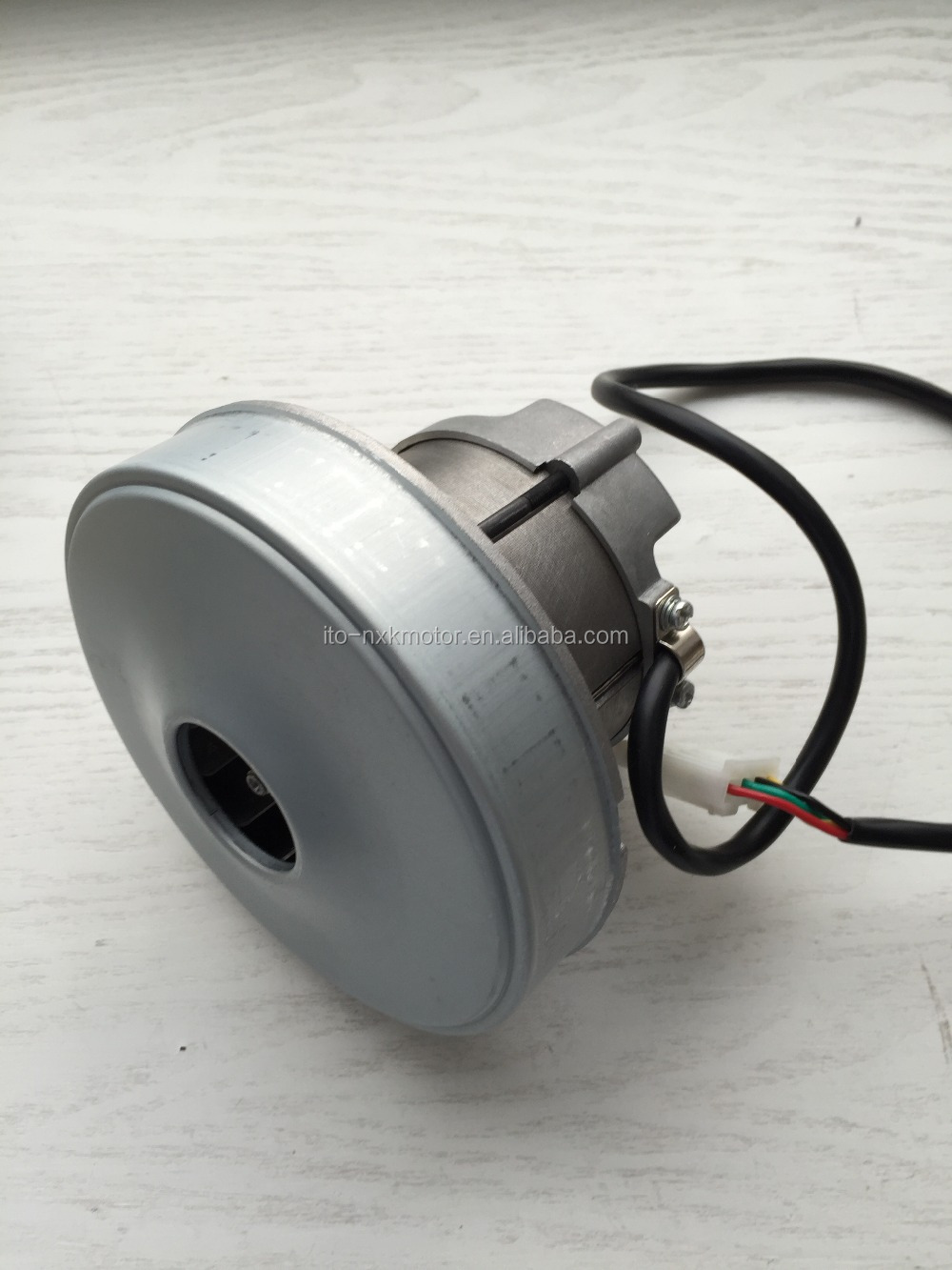 Gold Supplier China Electric Bypass Vacuum Cleaner Motor