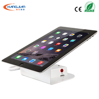 Retail shop anti - theft alarm tablet pc security display stand for ipad air mini