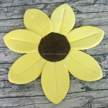 Plush Sunflower Mat For Baby Bathing Baby Blooming Bath M7033102