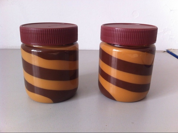 340g or 510g chocolate peanut butter