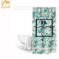Modern Hotel Shower Curtains with Snap in Liner