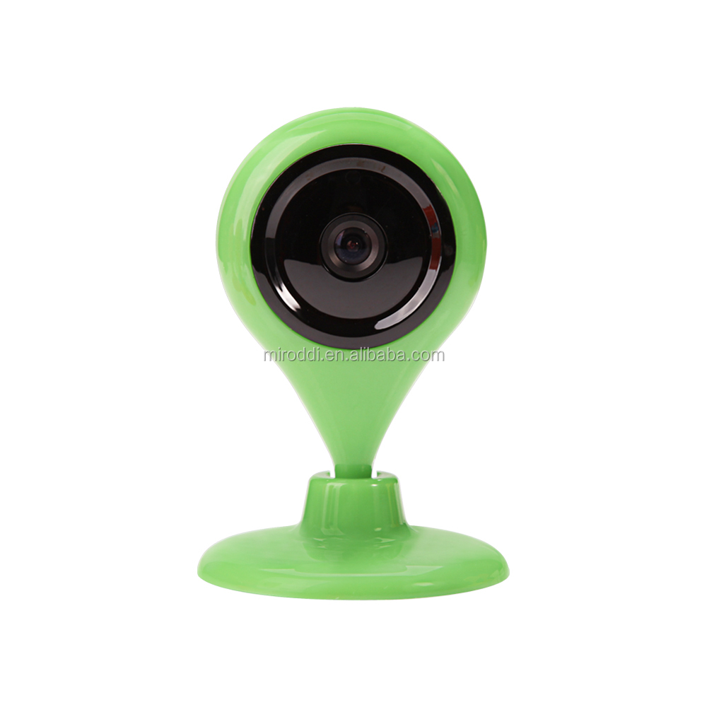 Simple to Set Up Infrared Night Vision P2P Intelligent Cloud Smallest IP Camera