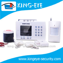 cheapest automatic gate security alarm system, pstn alarm system auto dialing of sound when alarm